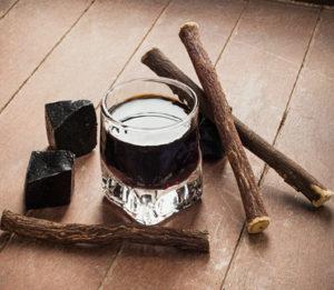 Süßholzsaft im Schwedenbitter