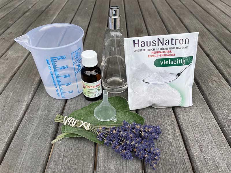 Natürliches Deo selber machen – Rezept für Flasche, Roller, Creme & Puder